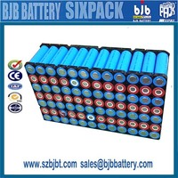 lithium ion battery,18650 ,48V 51V 30Ah ,for car battery company suppliers Customized