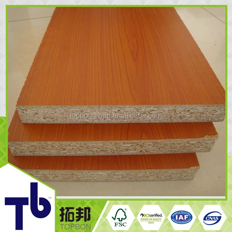 18 mm m lamine panneaux de particules pour meubles et for Panneaux de particules melamines