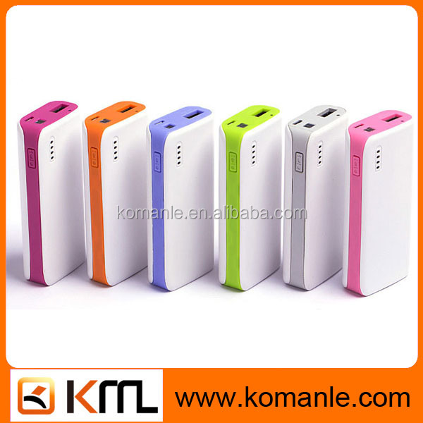 Mobile Power Bank 10000 mAh Portable charger External Battery Mobile Phone Charger
