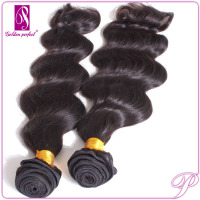 Super Quality Beauty Virgin Brazilian Human Hair Sew In Weave
