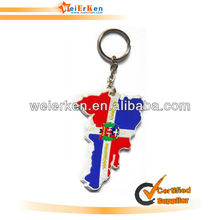 LED PVC keychain,PVC keychain with buld,promotional gifts