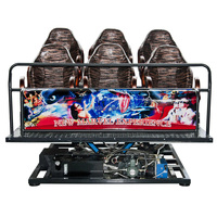 Electronic 5d 7d 9d 10d 11d cinema mobile,newest 7d 8d 9d theater game machine