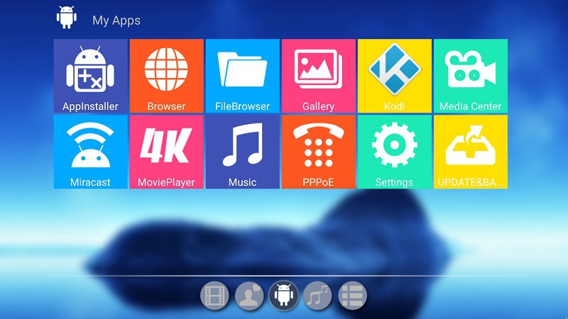 Acemax G9C media streamer Amlogic S905 free iptv player Android 5.1 OS