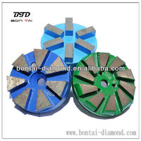 resin granite polishing pads wet dry use