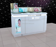 retail cosmetic store display counter for sale