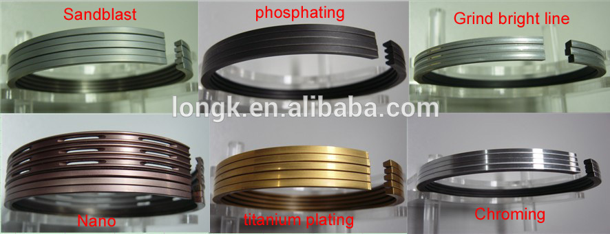 3306 2W1709 Engine parts Piston Ring