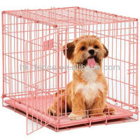 metal animal cage/ dog crate/pet prodcuts(supplied by factory price)