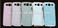 for i9300 electroplate cell phone case