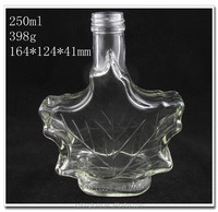 250ml good quality Crystal Art Liquor Whiskey Scotch and Wine Decanter