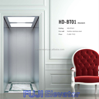Fuji 2 person residential home elevator cost in China