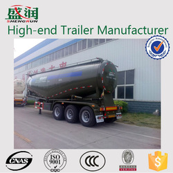 factory sale 3 axle bulk cement semi truck trailer wholesale with best prices