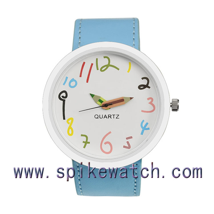 High quality China Manufacturer Special Pencil Pointer Fashion Watch Women