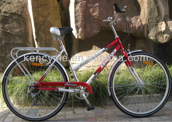 28 inch steel frame comfort bicycle lady bike city bike SY-CB2855