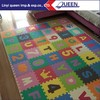 36PCS EVA KIDS PLAY MAT educational alphabet mat and digital letter mat