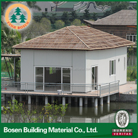 prefab mobile metal roof tiles dome houses used for restaurants
