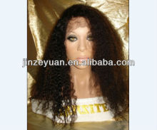 100% brazilian remy hair natural hairline full lace wig