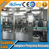 Save Energy Automatic Pet Bottle Water Washing Filling Capping Machine