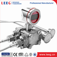 relative differential pressure transmitter with diaphragm seal