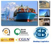 International cheapest sea shipping from china