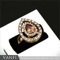 Factory wholesale gold ring masonic indian garnet gemstone ring