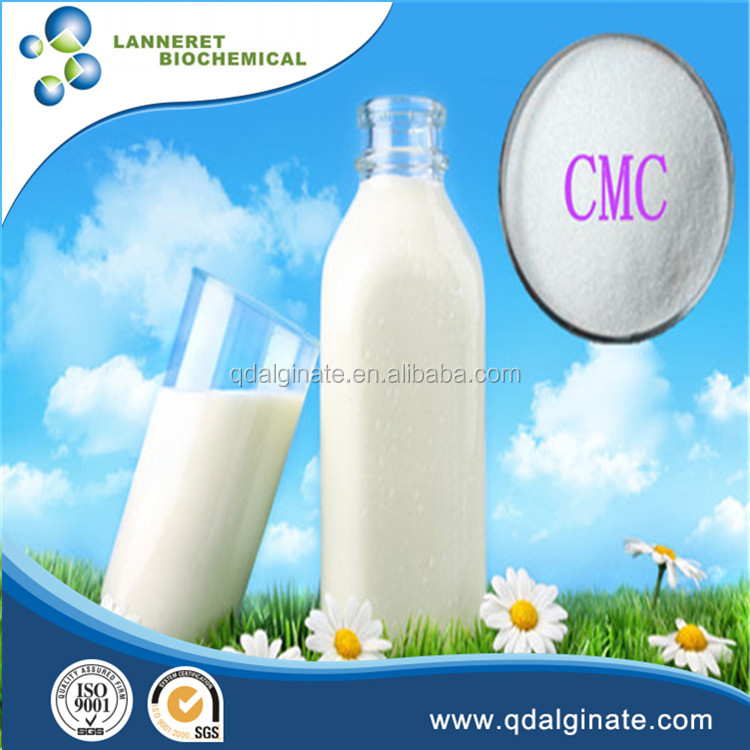 CMC for dairy product