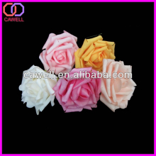 factory direct wholesale 12cm EVA artificial foam rose flower