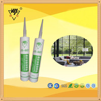 Free Samples One component Glass Acetic Acetoxy Silicone Sealant