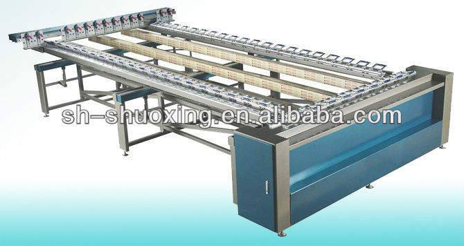 Large format mesh stretching machine,silk screen mesh stretcher