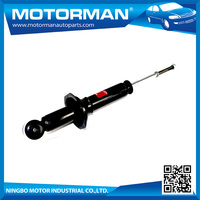 9613 Front motorcycle shock absorber parts with gas