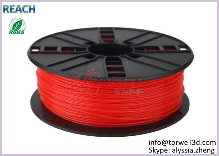 plastic 3D filament for all FDM 3D printer, ABS/PLA/HIPS/PVA/Flexible filament