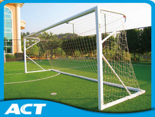 Good quality soccer goal football goal post supplier with net