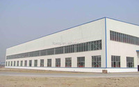 Fast Construction Prefabricated Warehouse Building