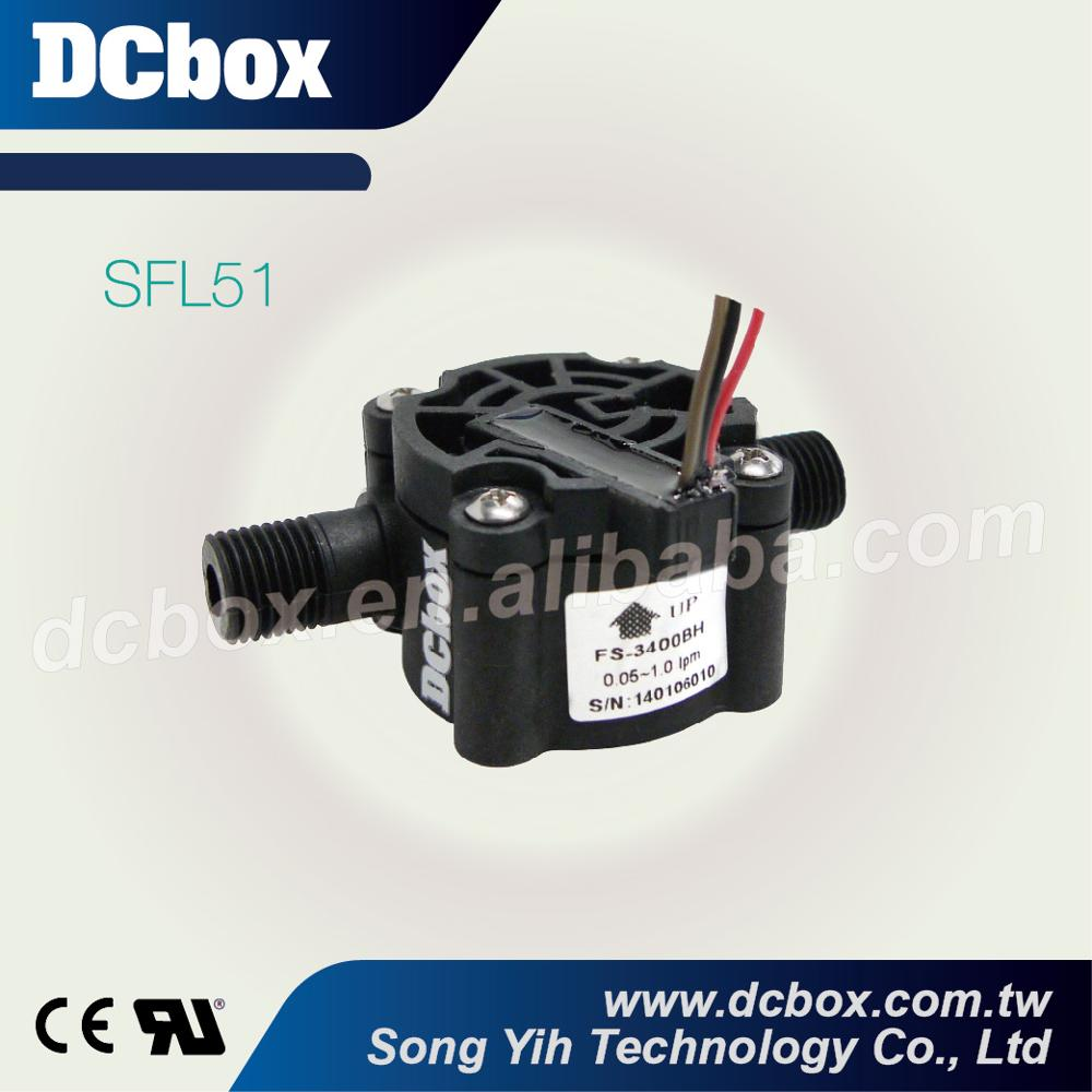 0.30~8.0 L/min Paddle Wheel Flow Sensor