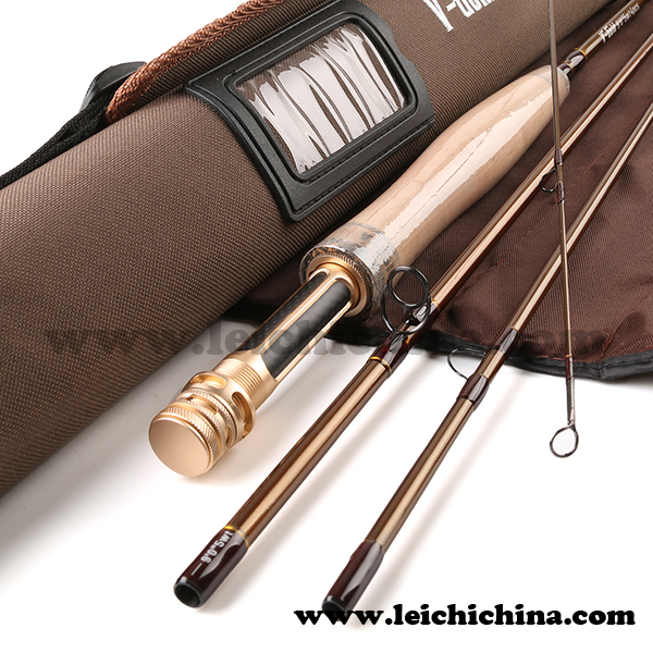 Wholesale super carbon fiber of korea fly fishing rod