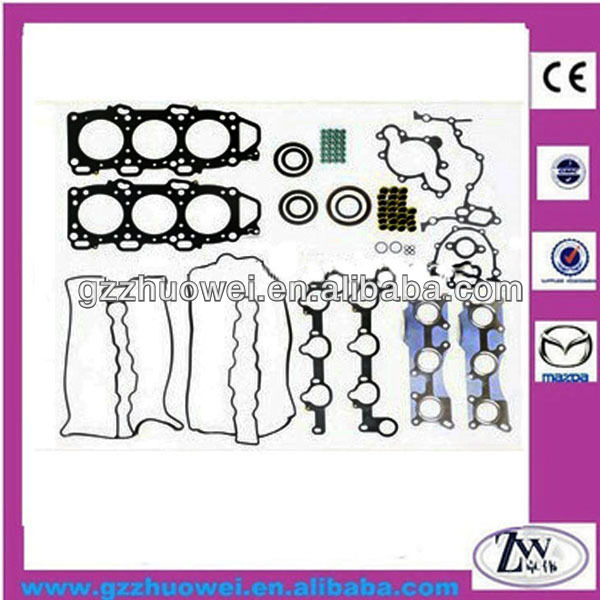 Available Full Engine Repair Kit & Engine Overhaul Gasket Set For MAZDA HD 929 8DHW-10-271