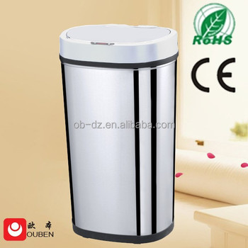 Home use trash can sensor garbage bin buy trash can trash can sensor bin trash can sensor - Recycle containers for home use ...