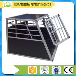 Large Steel Aluminum Dog Cage