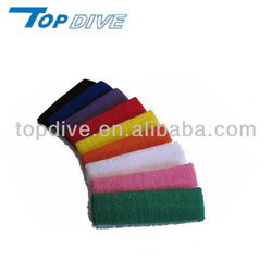 100% Cotton Headband Sweatband