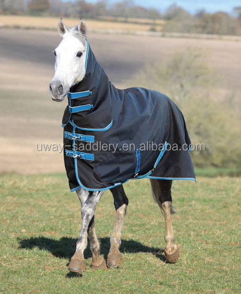 210T ripstop spring turnout horse rug/equestrian rug
