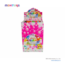 pure-letter colorful Magic Bubble Stick with 8 styles MH-036740