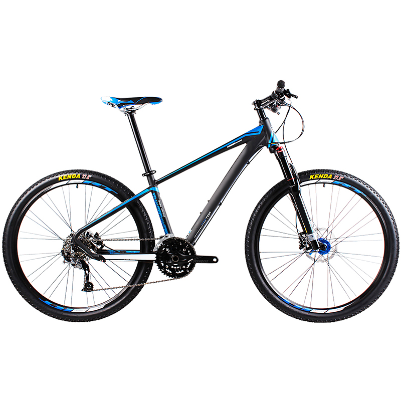Cheap aluminum alloy 27 gears mountain bicycle with free shipping