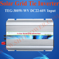 DC 36v 48v to ac 110v/120v /240v inverter 300w grid inverter solar panel