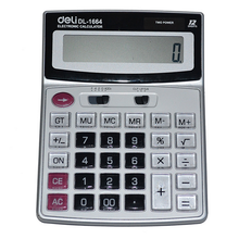 12 digit office supply calculator wholesale with decimal point pushing system