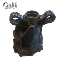 Promotion lost wax process castings sand-cast iron die casting