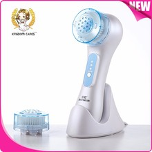 Natural pbt Electric Rechargeable Face Cleaning Brush