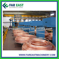 Oxygen-free Copper Rod Upcast Machine/cable making equipment
