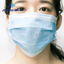 dust protection clinical fabric activated carbon charcoal anti pollution / smoking antibacterial Face Mask For Medical Care