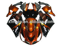 For Kawasaki ZX14R ZZR1400 2006-2010 Injection ABS Plastic Fairing Body Work kit