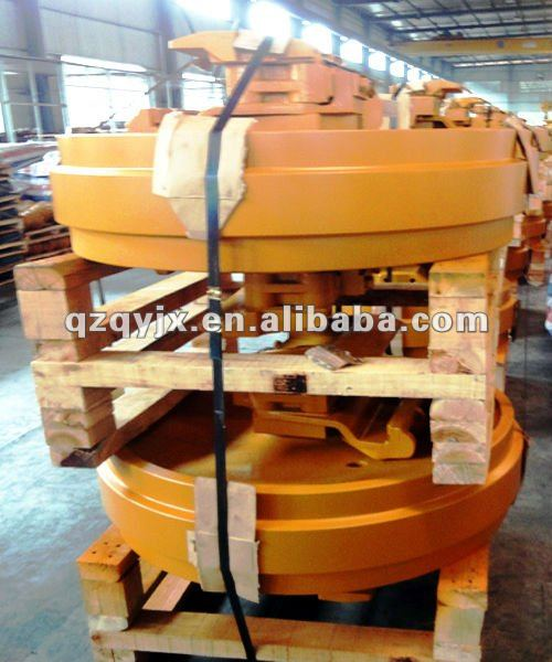 Construction machinery parts excavator idler wheel