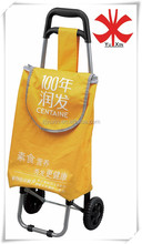Folding shopping trolley bag/Supermarket shopping trolley bag